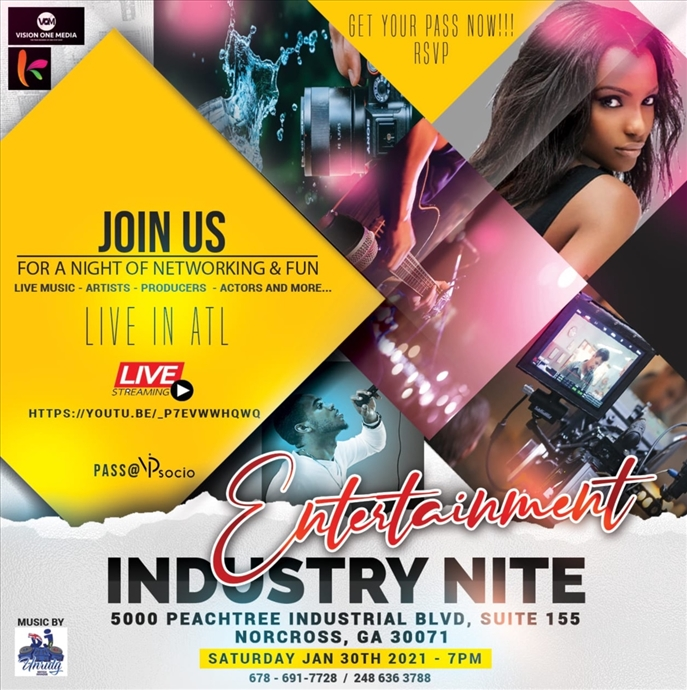 Entertainment Industry Night