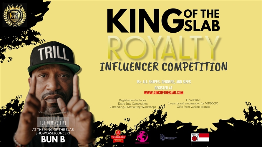 King of the Slab Royalty Influencer Competition