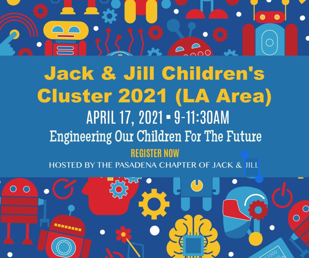 Jack and Jill Children's Cluster 2021 - LA Area