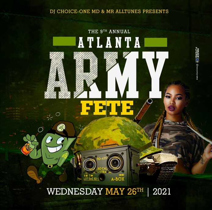 ATLANTA ARMY FETE