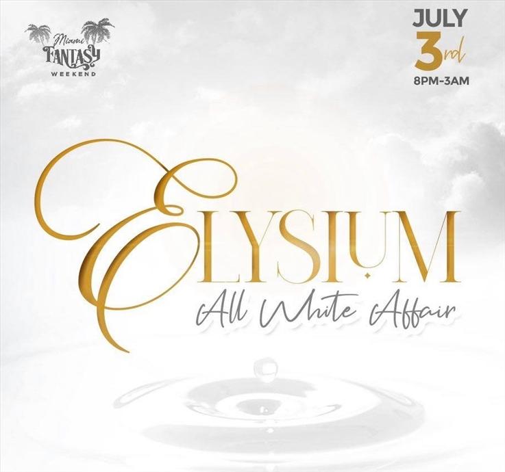 ELYSIUM - ALL WHITE