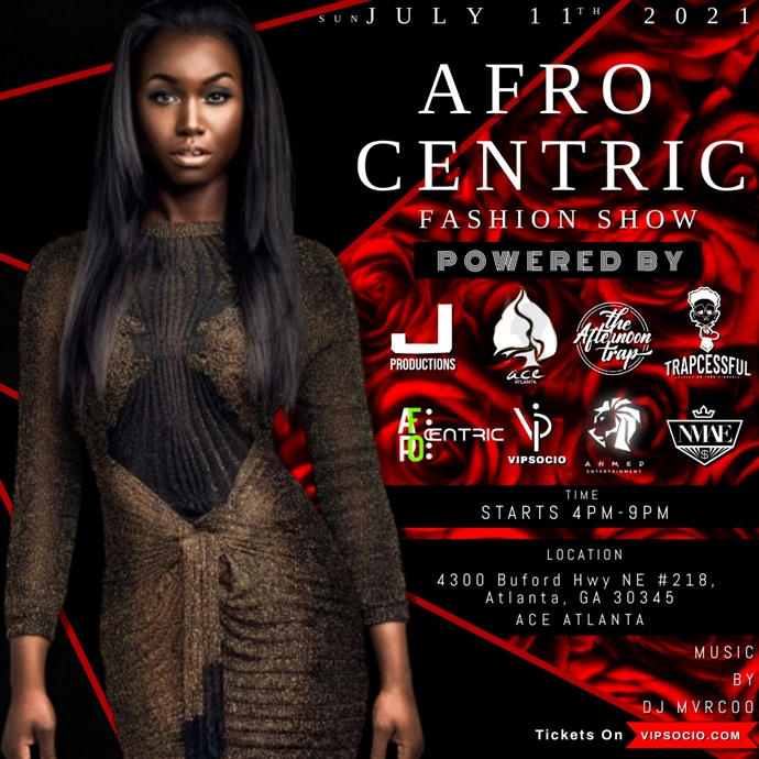 Afro Centric Fashion Show