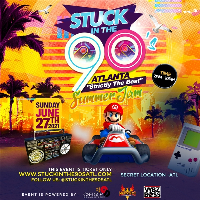 Stuck In The 90s - Summa Jam