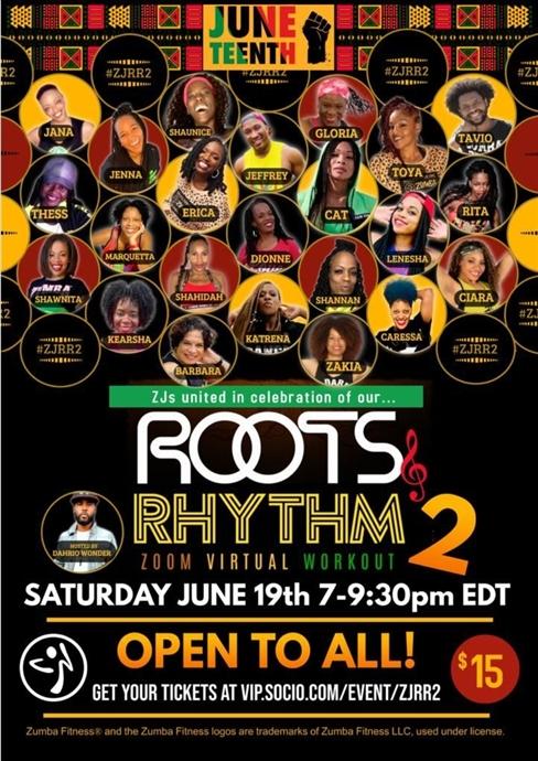 ROOTS & RHYTHM 2: AFRICAN AMERICAN ZJ MASTERCLASS