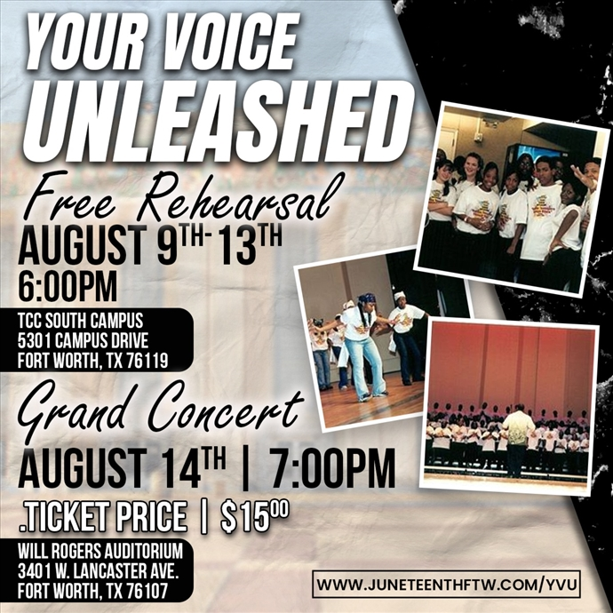 2021 Your Voice Unleashed